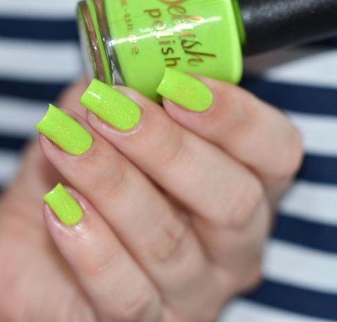 DELUSH POLISH DONT GET IT CITRUS 6
