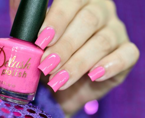 DELUSH POLISH YOURE SHRIMPLY THE BEST 4