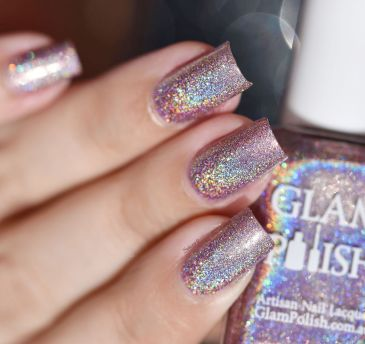 GLAMPOLISH THE LAST HOLO