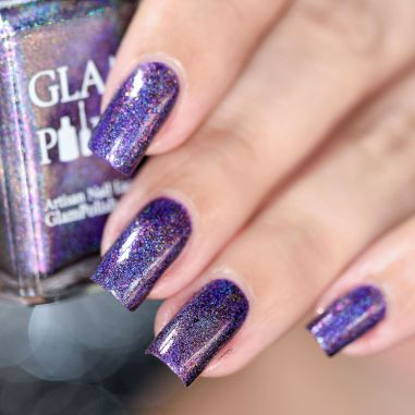 GLAMPOLISH THE PHANTOM FLAKIE