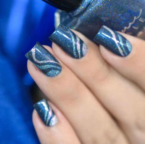 NAIL ART AQUATIC 4