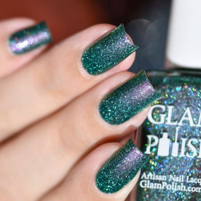 GLAMPOLISH NEVER TRUST THE LIVING 6