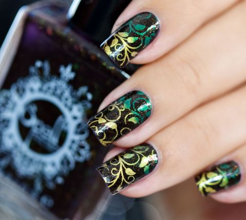 NAILART SKELETON KEY 3