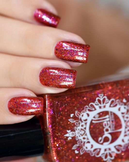 SPELLPOLISH ONE TINY RUBY 2
