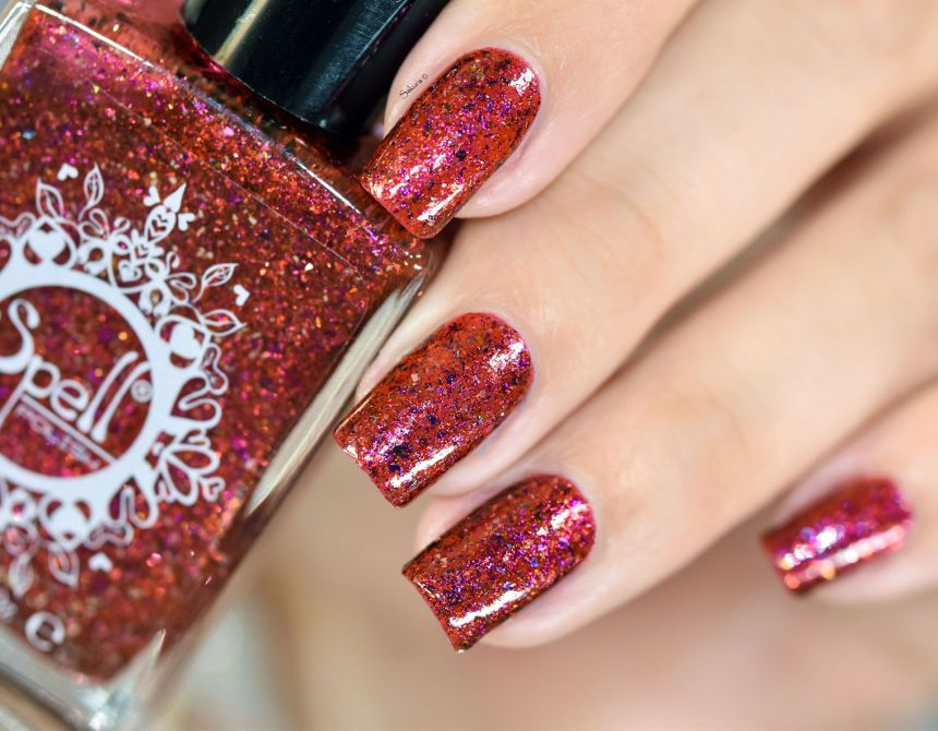 SPELLPOLISH ONE TINY RUBY 4