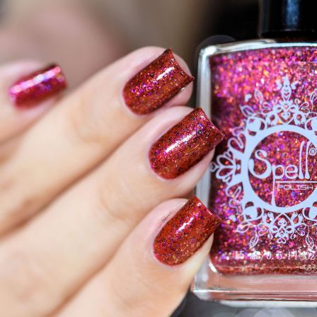 SPELLPOLISH ONE TINY RUBY 5
