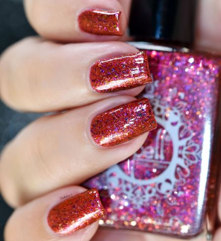 SPELLPOLISH ONE TINY RUBY 6