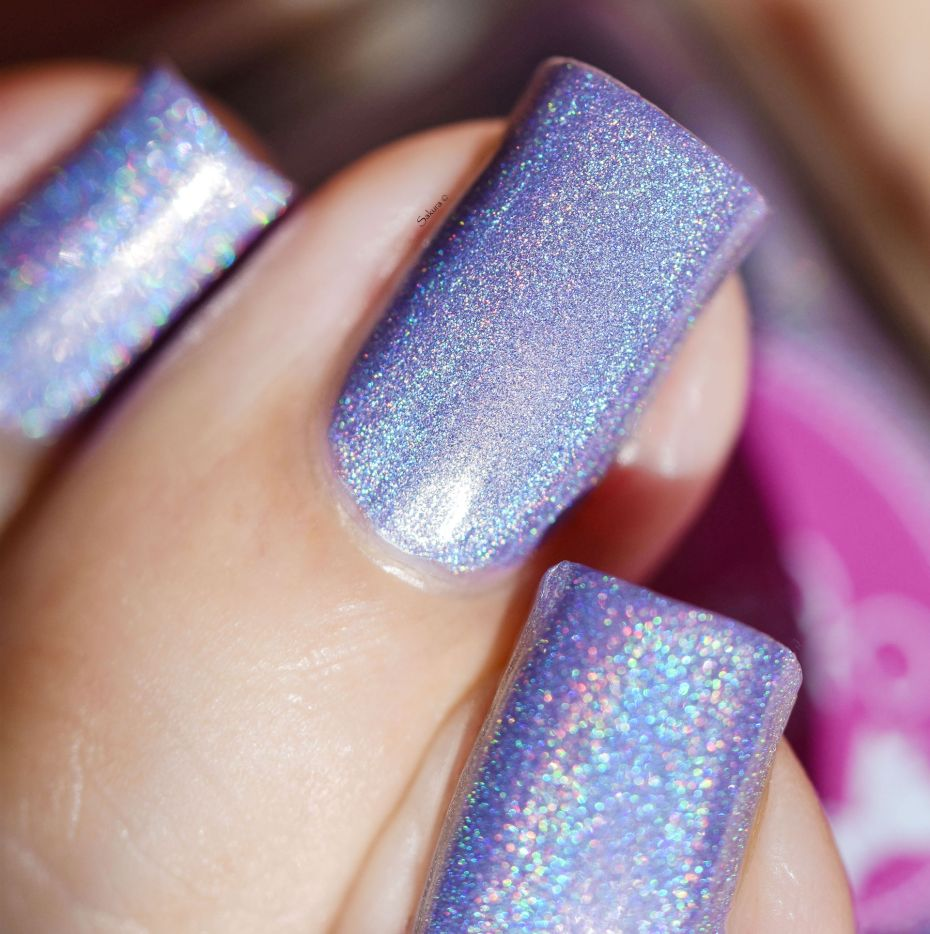 CUPCAKE POLISH MILKY WAY 7