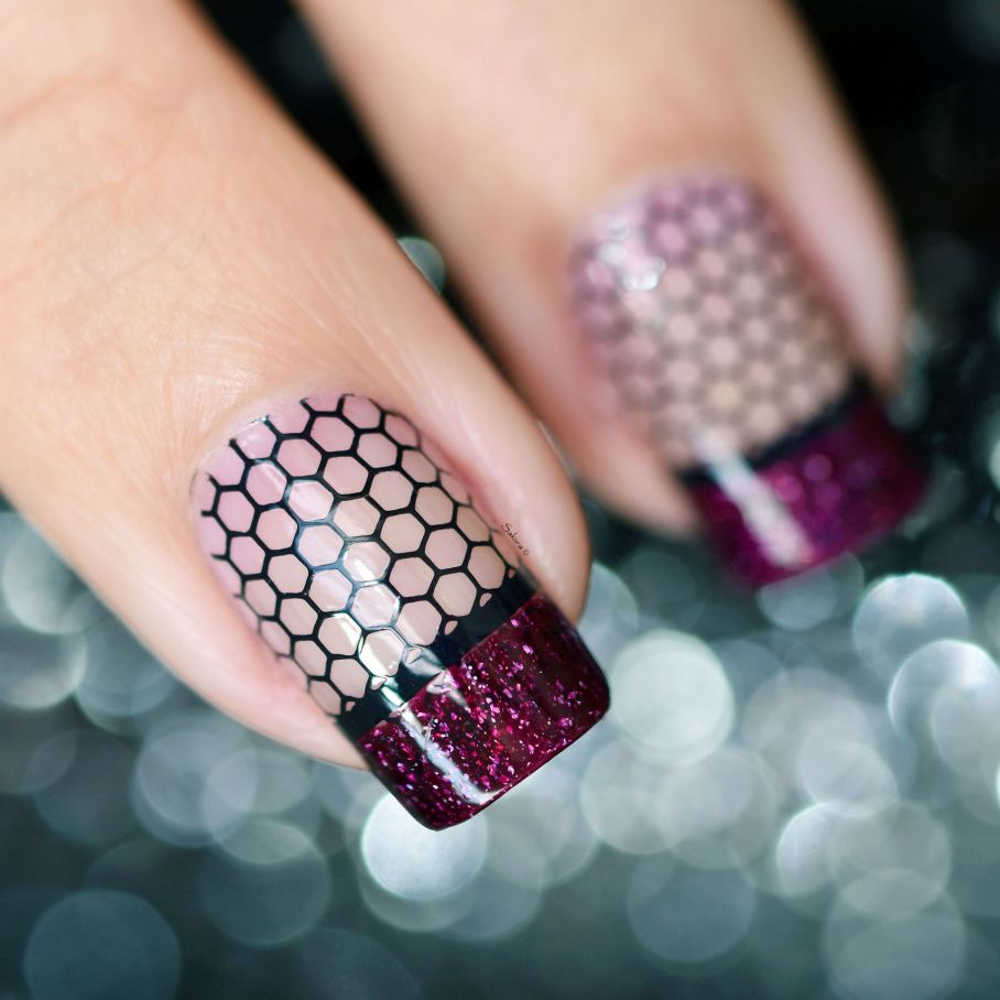 NAIL ART RESILLE