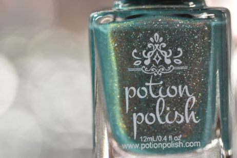 NEW POTION POLISH LATE AUTUMN 7