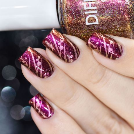 DIFFERENT DIMENSION GRACE STAMPING 3