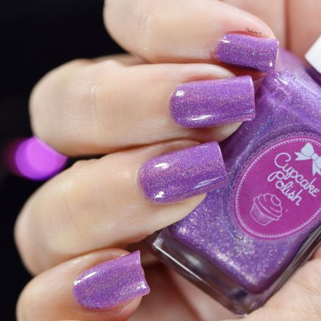 CUPCAKE POLISH BLUEBERRY BELLE (8)