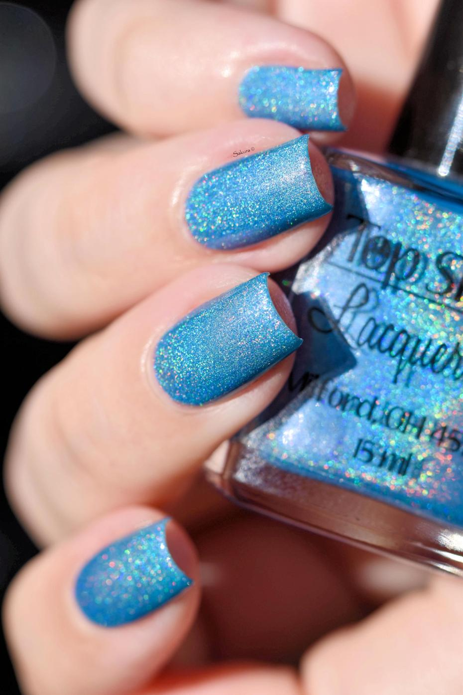 TOP SHELF LACQUER BAHAMA BLUES COCKTAIL 10