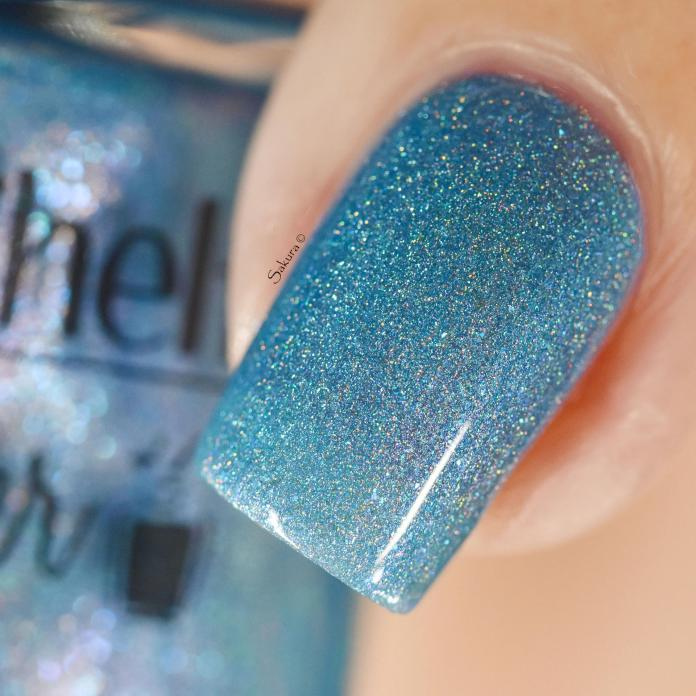 TOP SHELF LACQUER BAHAMA BLUES COCKTAIL 8
