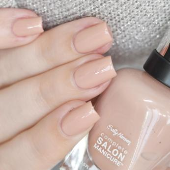 SALLY HANSEN CAFE AU LAIT 4