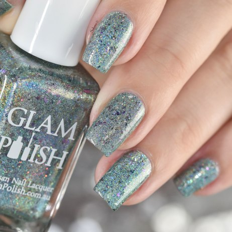 GLAMPOLISH Beach Please, I'm A Mermaid 6