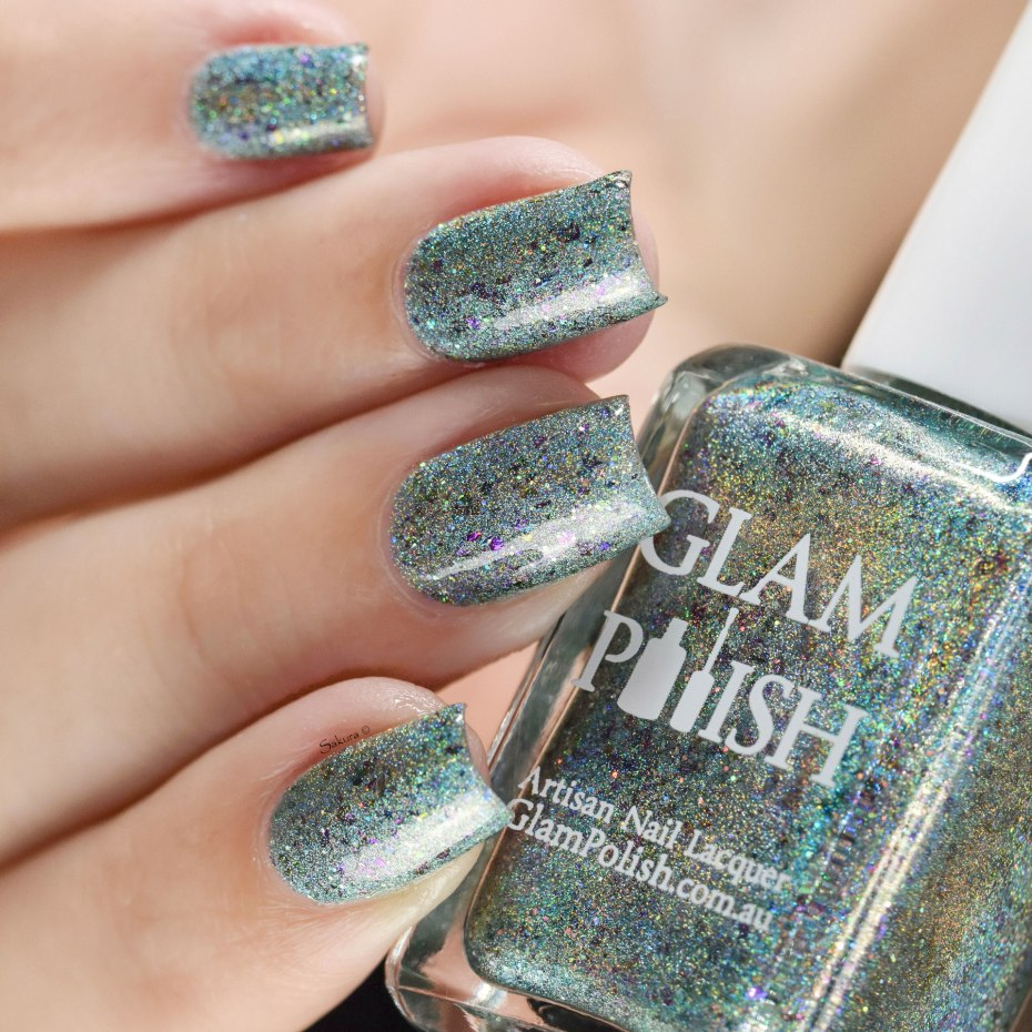 GLAMPOLISH Beach Please, I'm A Mermaid 7