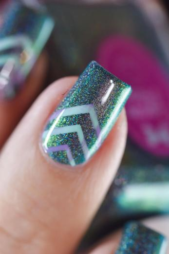 NAIL ART CHEVRONS 2
