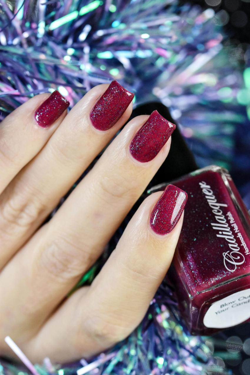 CADILLACQUER BLOW OUT YOUR CANDLE 9