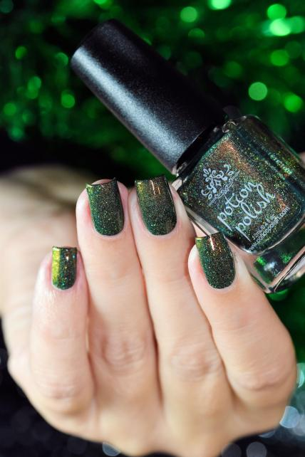 POTION POLISH ENCHANTED EVERGREEN 5