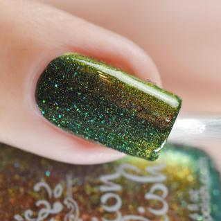 POTION POLISH ENCHANTED EVERGREEN 7