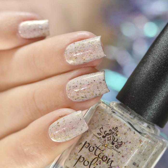 POTION POLISH SNOW ANGEL 3