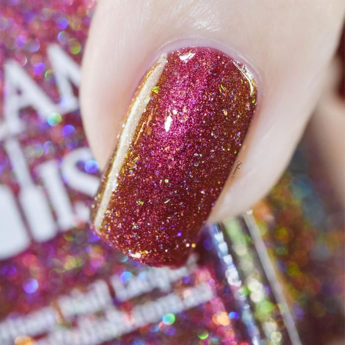 GLAMPOLISH Book Of The Beast 4