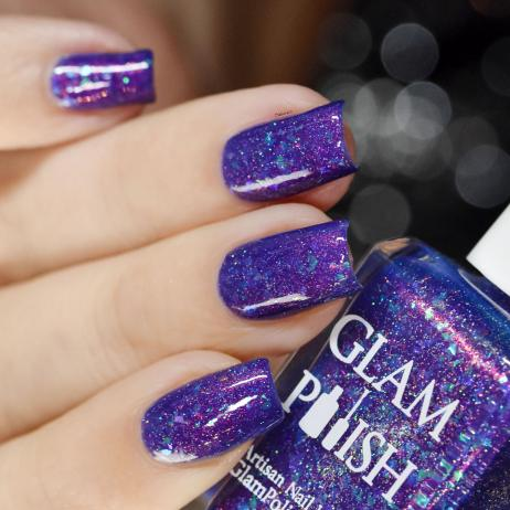 GLAMPOLISH Let Water Wash The Hex Away 5