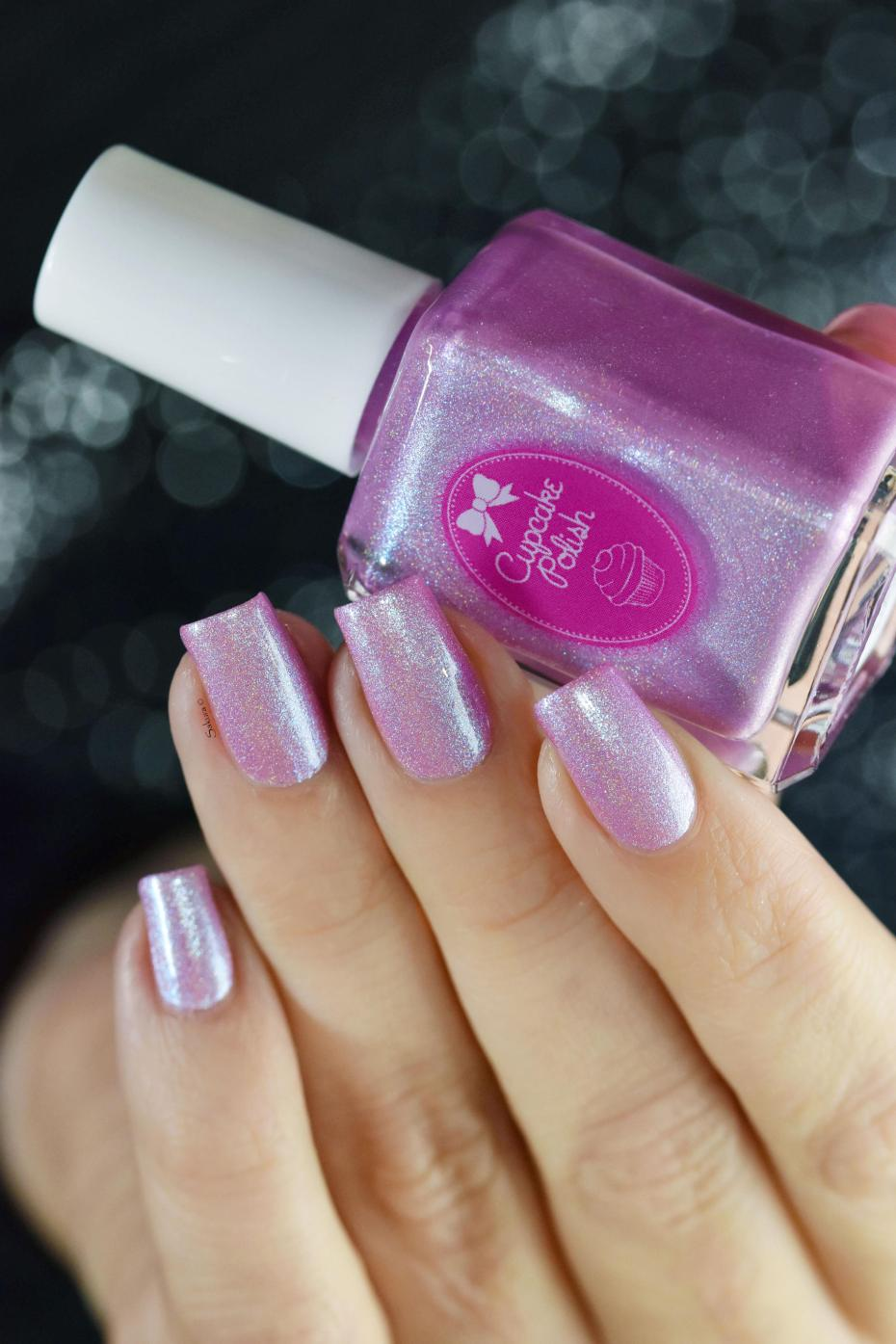 CUPCAKE POLISH SWEETEST LULLABY 10