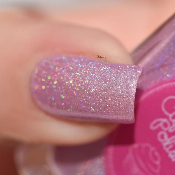 CUPCAKE POLISH SWEETEST LULLABY 11
