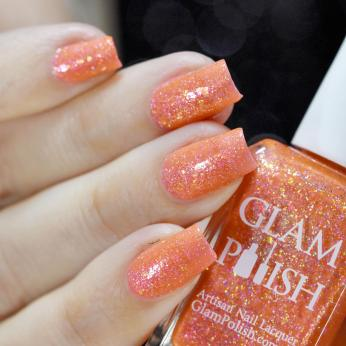 GLAMPOLISH HAPPY AS A CLAM 7