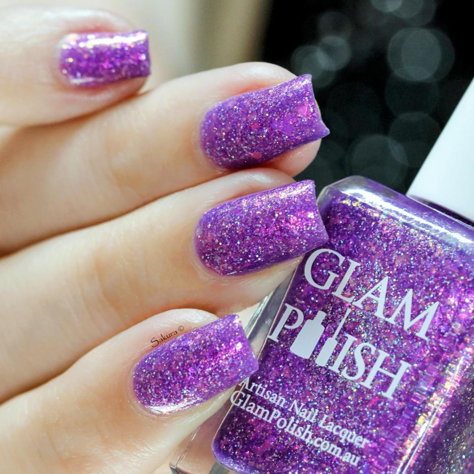 GLAMPOLISH I'D RATHER BE A MERMAID