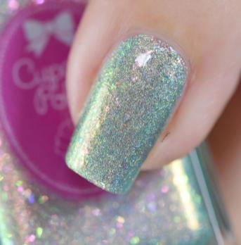 CUPCAKE POLISH MERMAIDS IN MALIBU 5