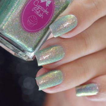 CUPCAKE POLISH MERMAIDS IN MALIBU 7