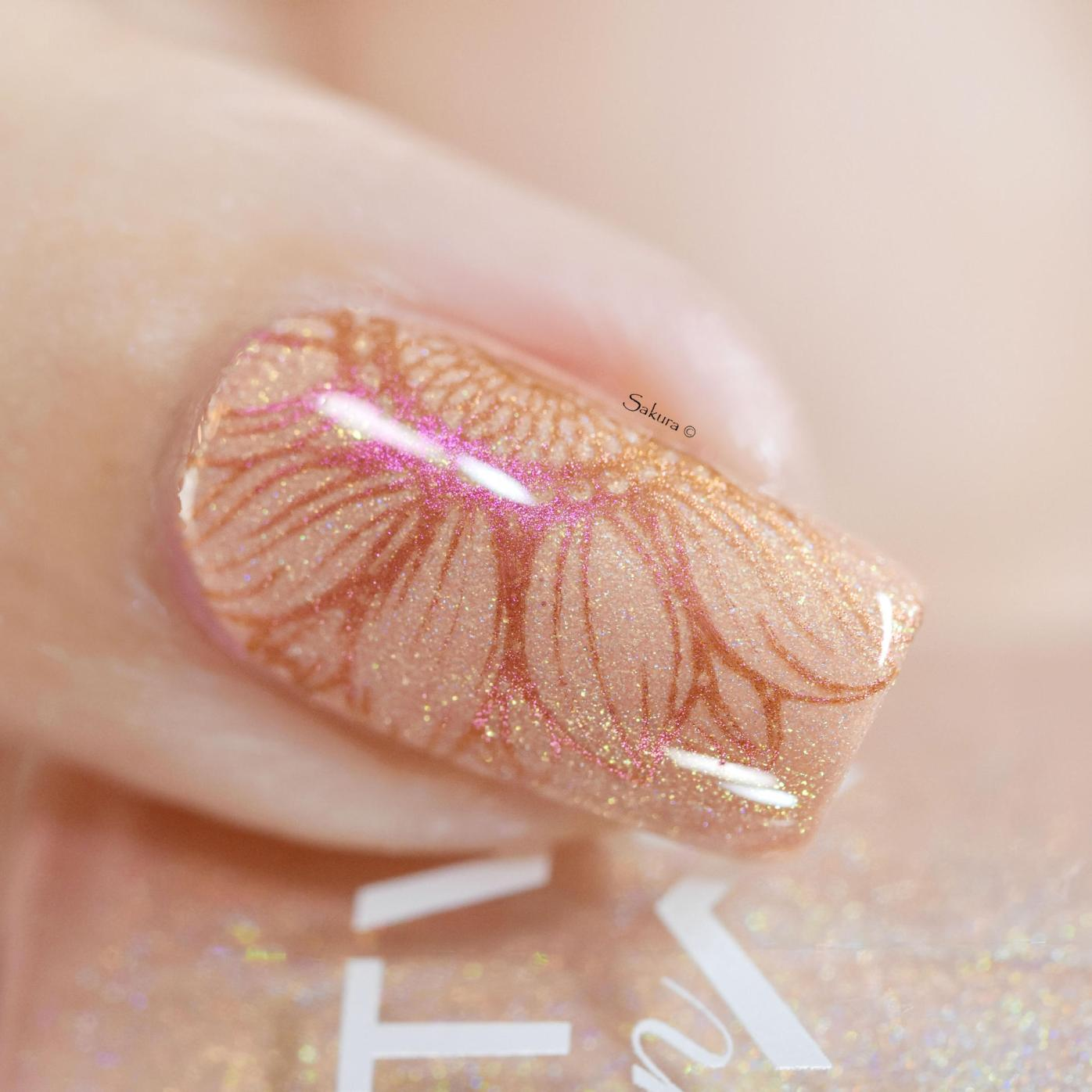 NAIL ART SOLAIRE 2