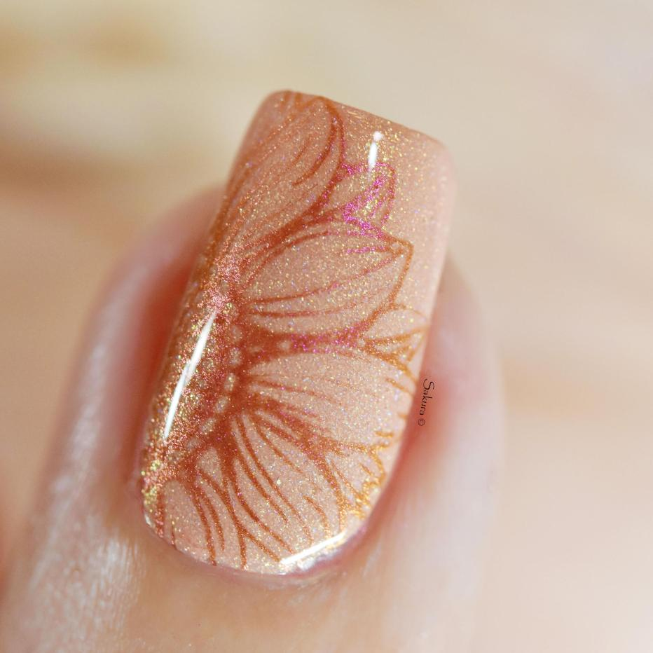 NAIL ART SOLAIRE