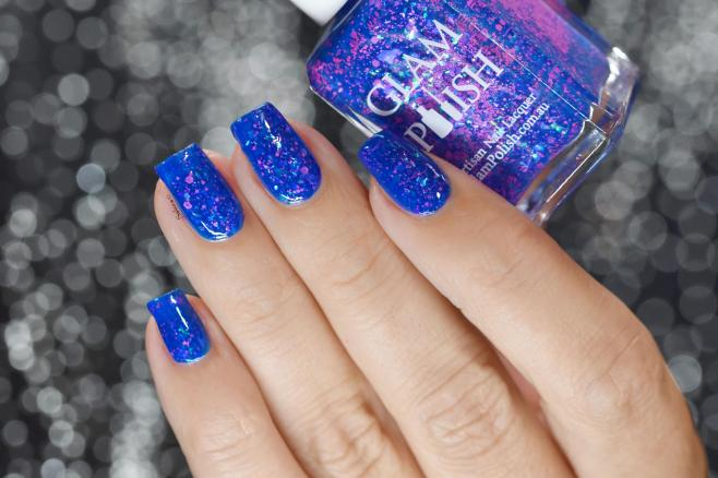 GLAMPOLISH Beware Of Hitchhiking Ghosts