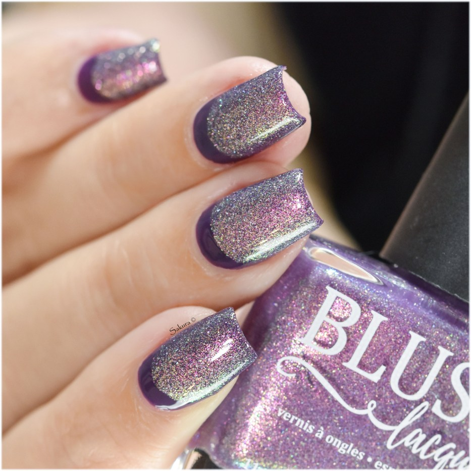 BLUSH LACQUERS EVENTIDE BEDTIME STORY 4