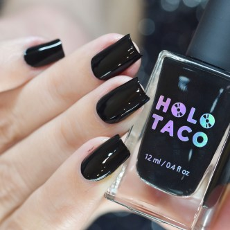 HOLO TACO ONE COAT BLACK 3