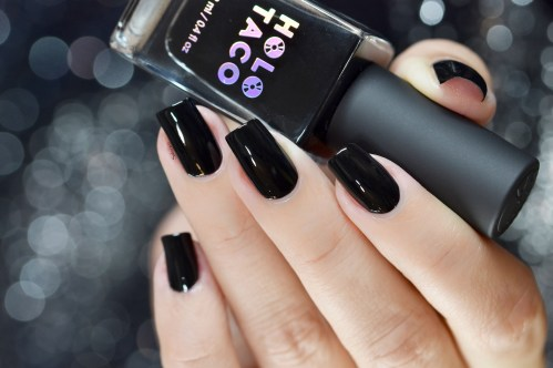 HOLO TACO ONE COAT BLACK 5