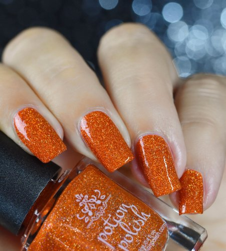 POTION POLISH I LOVE FALL MOST OF ALL 5