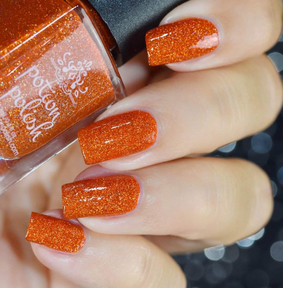 POTION POLISH I LOVE FALL MOST OF ALL 9