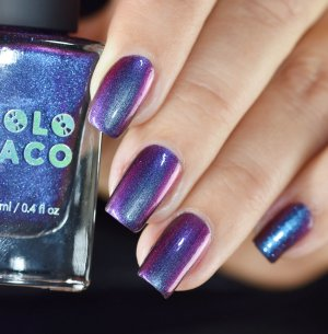 HOLO TACO PURPLE WITH ENVY 5