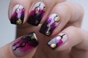 unique nail art - lacquer