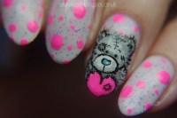 Valentine's day nail art - Nail Lacquer UK