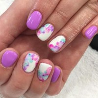 Spring Nails - 17 Best Spring Nail Art Designs - NailArtHQ.com