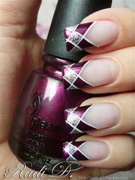 11 Trendy Nail Designs 2017041323 Art 2017 French Manicure Pedicure