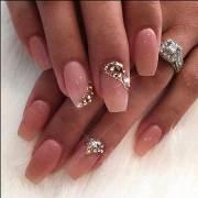 trendy nail design summer