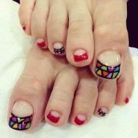 29 Popular Toe Nail Designs You Should See