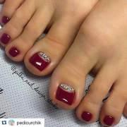 toe nail design 2017